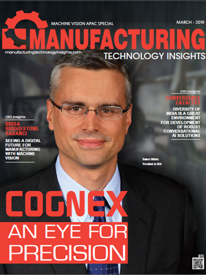 COGNEX: AN EYE FOR PRECISION